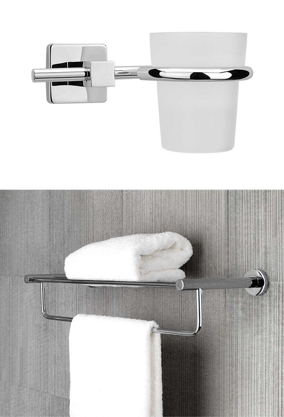 اكسسوارات الحمام