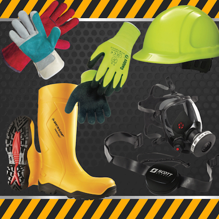 Equipements protection individuelle